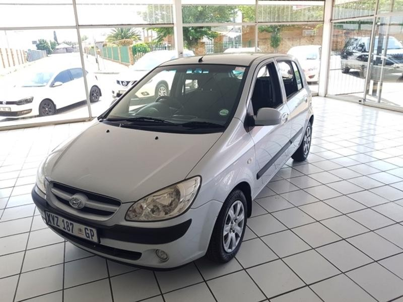 2007 Hyundai Getz 1.4 Gl High Spec