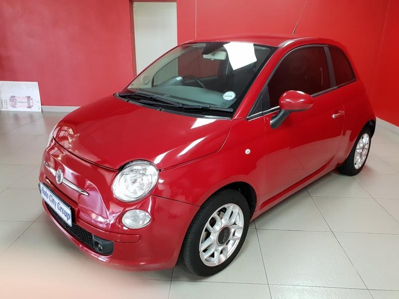 2011 Fiat 500 1.4 Lounge