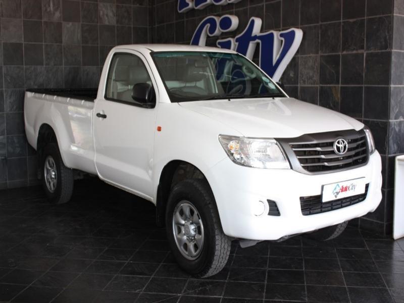 2015 Toyota Hilux 2.5 D-4D R/body Srx