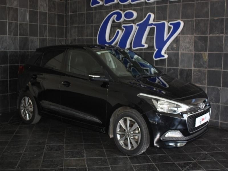 2016 Hyundai I20 1.4 Fluid At