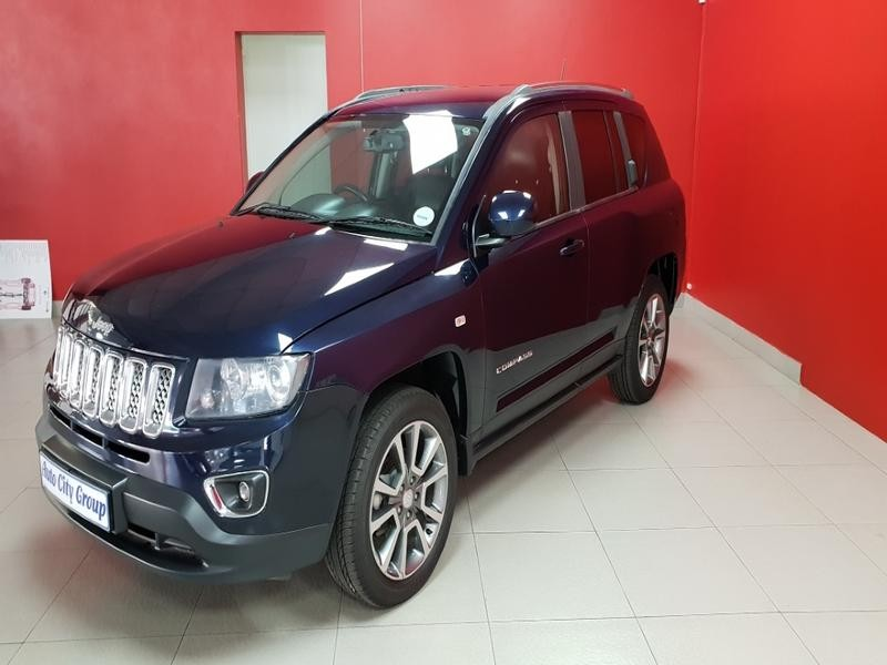 2014 Jeep Compass 2.0 Limited Cvt