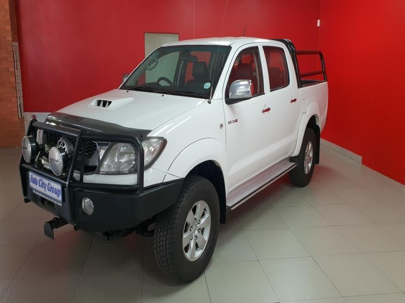 2011 Toyota Hilux 3.0 D-4D D/cab 4X4 Raider At