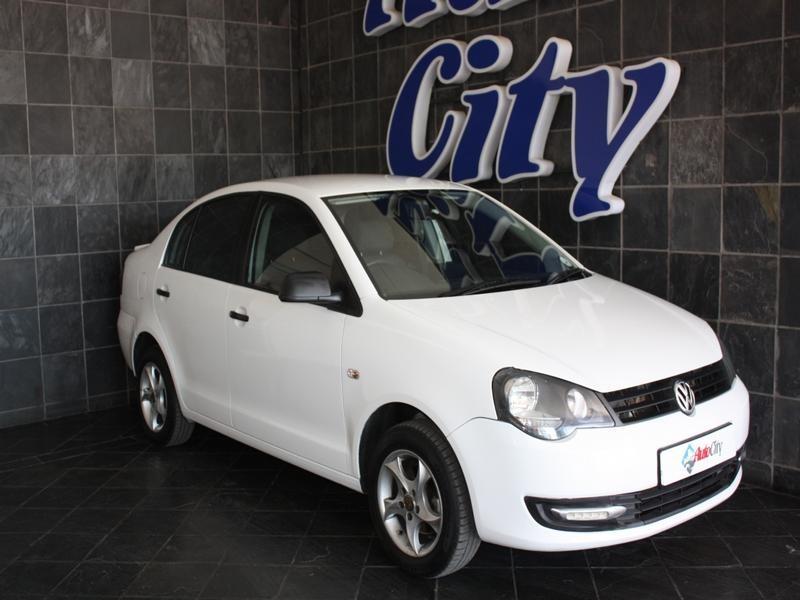 2012 Volkswagen Polo Vivo Sedan 1.4 Trendline