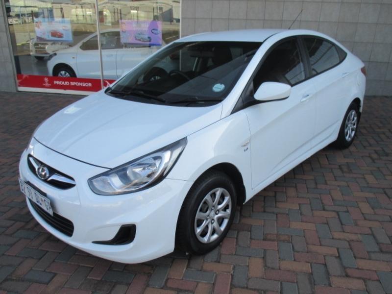 2012 Hyundai Accent 1.6 Motion