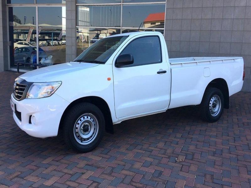 2016 Toyota Hilux 2.5 D-4D