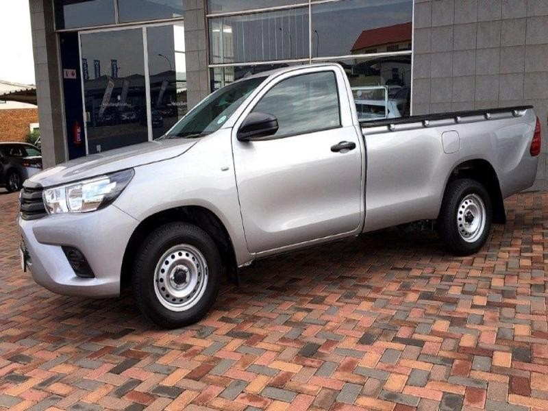 2018 Toyota Hilux 2.4 Gd A/C