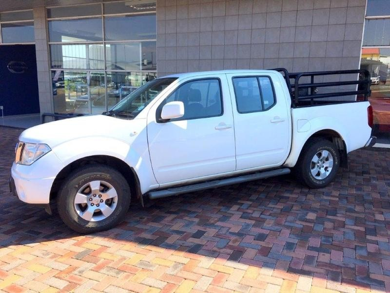 2012 Nissan Navara 2.5 DCi 4x2 Xe D/cab