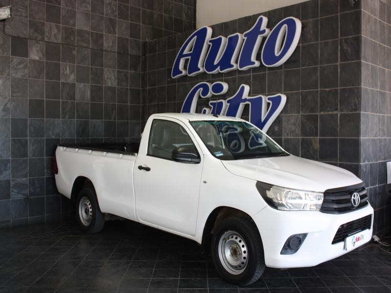 2016 Toyota Hilux 2.4 Gd