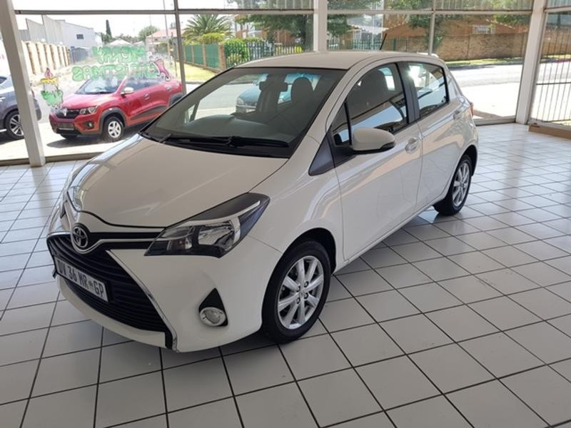 2015 Toyota Yaris 1.0 Xs 5-Door