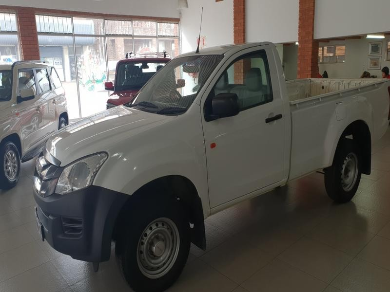 2015 Isuzu Kb 250 D-Teq Fleetside (safety)