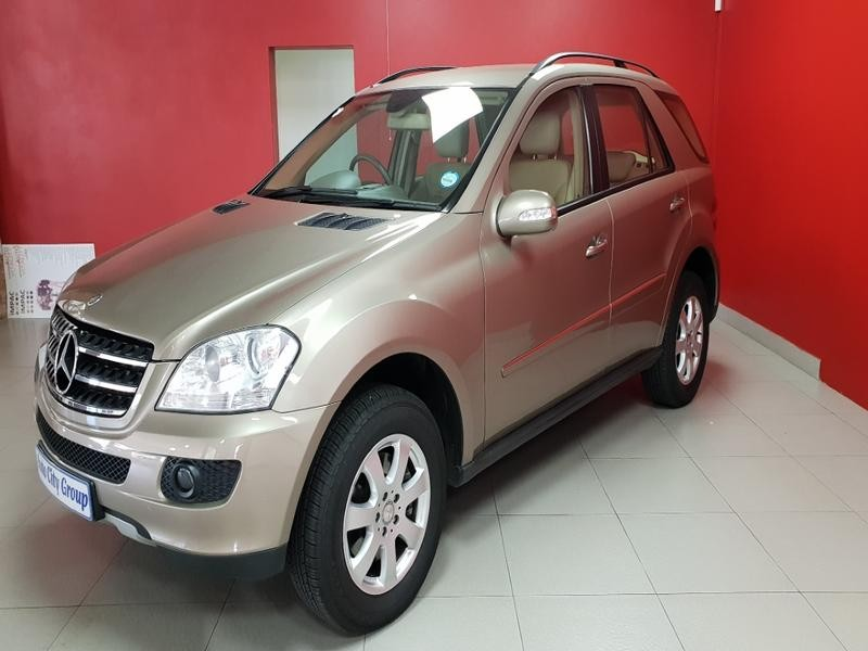 2008 Mercedes Benz Ml 320cdi 7G-Tronic