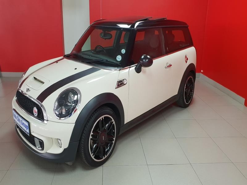 2011 MINI Clubman Cooper S Steptronic