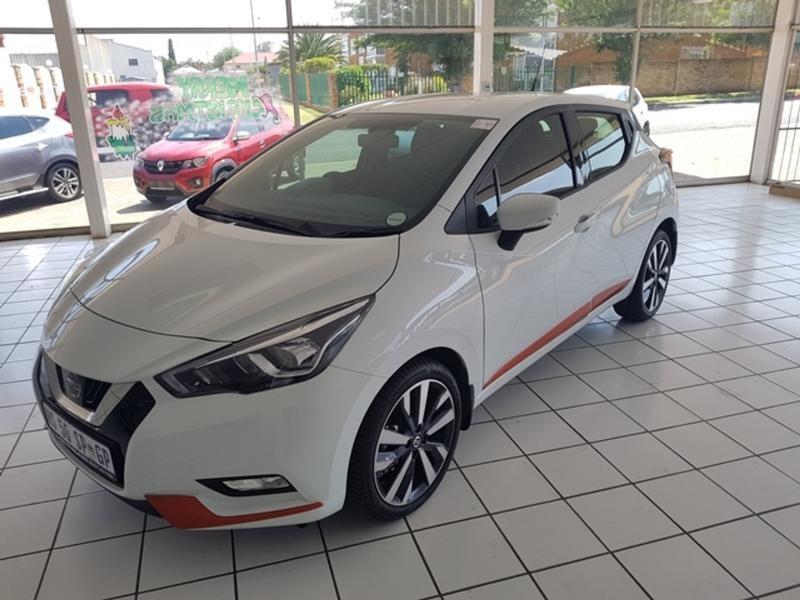 2018 Nissan Micra 0.9T Acenta Plus