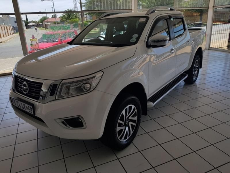2017 Nissan Navara 2.3 D 4X4 Le At (leather Seats)