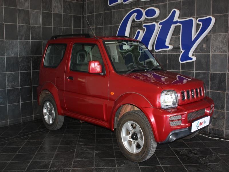 2010 Suzuki Jimny 1.3