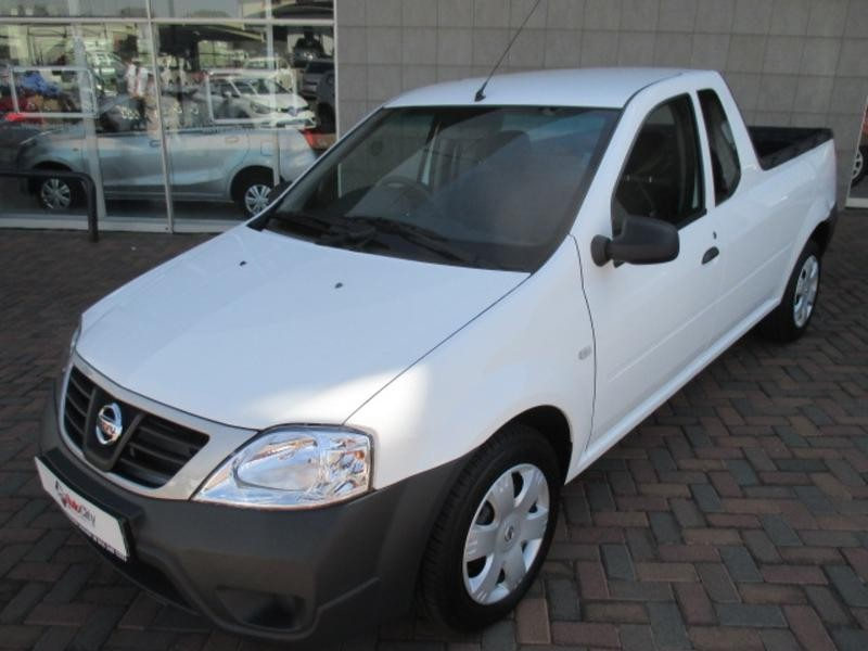 2018 Nissan NP200 1.6 8V A/c+safety Pack