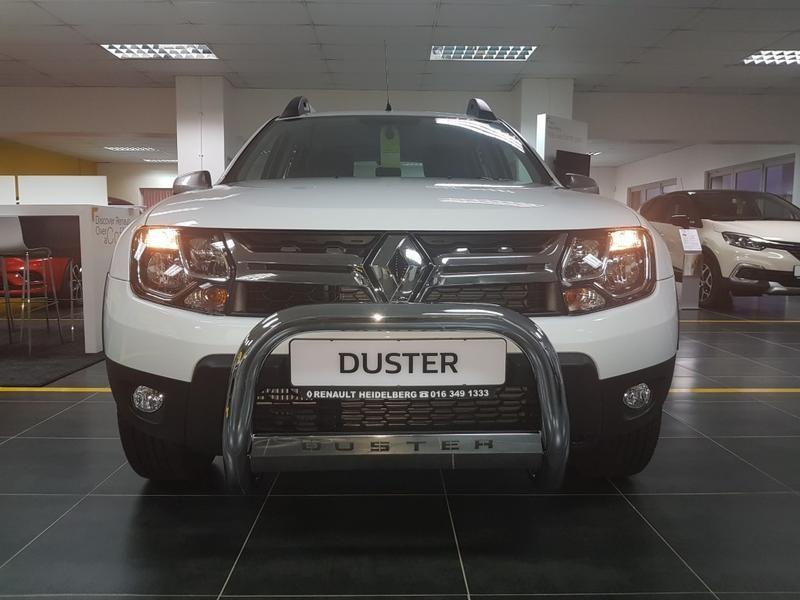2018 Renault Duster 1.5 DCI Prestige EDC 4x2