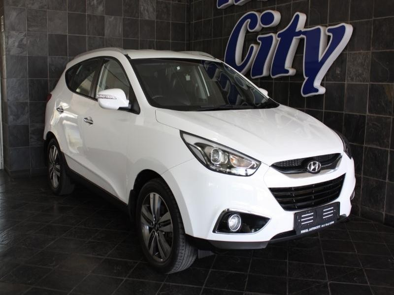 2015 Hyundai IX35 2.0 Executive 4X2