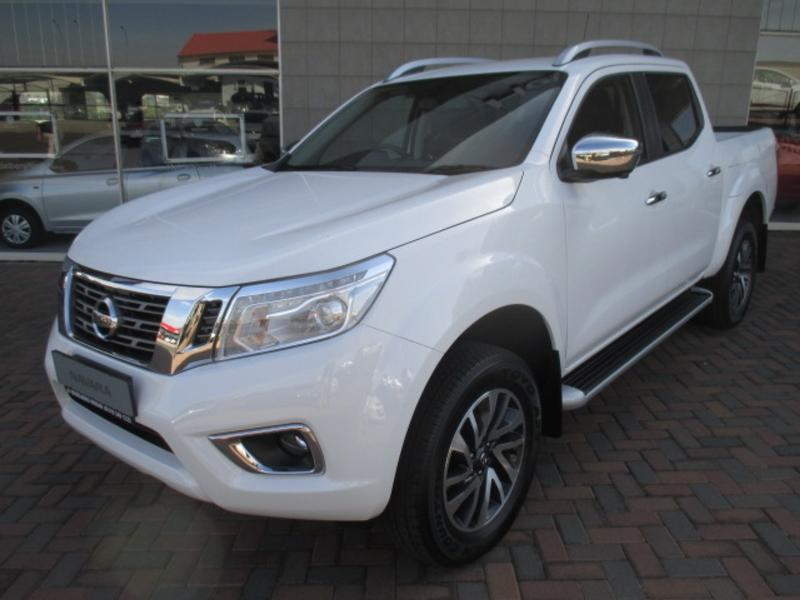 2018 Nissan Navara 2.3D 4X2 Le At (leather Seats)