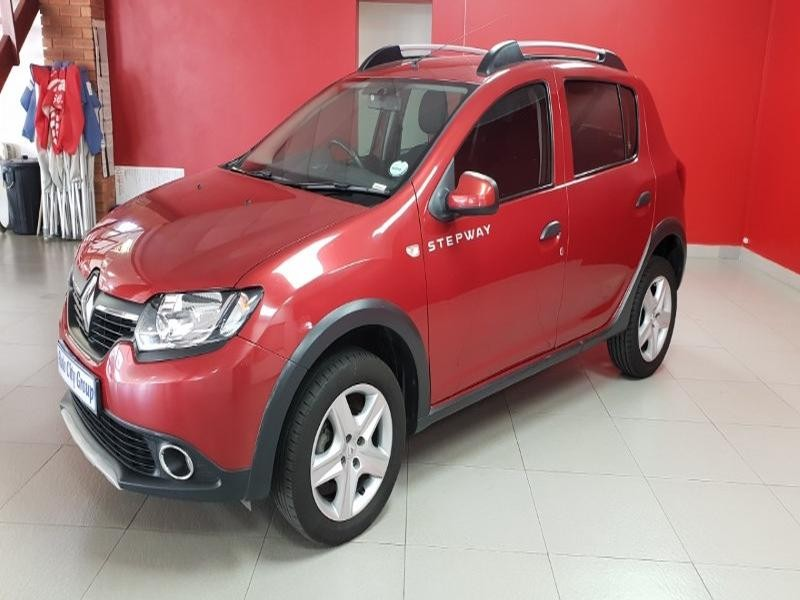 2016 Renault Sandero 0.9 Turbo Stepway