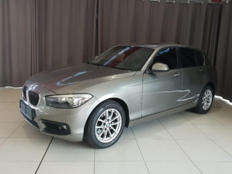2016 BMW 1 Series 5-Door Facelift 120i Steptronic