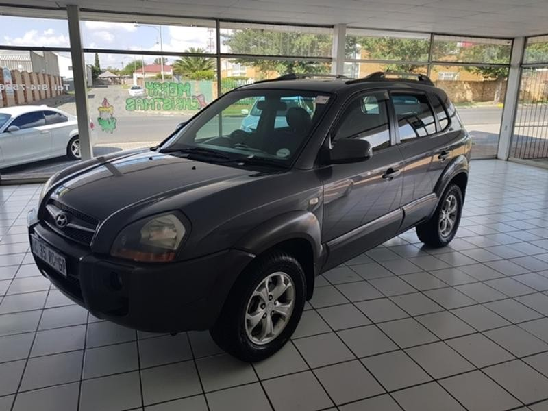 2009 Hyundai Tucson 2.0 Crdi 4X4 At