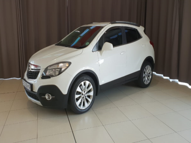 2015 Opel Mokka 1.4T Cosmo At