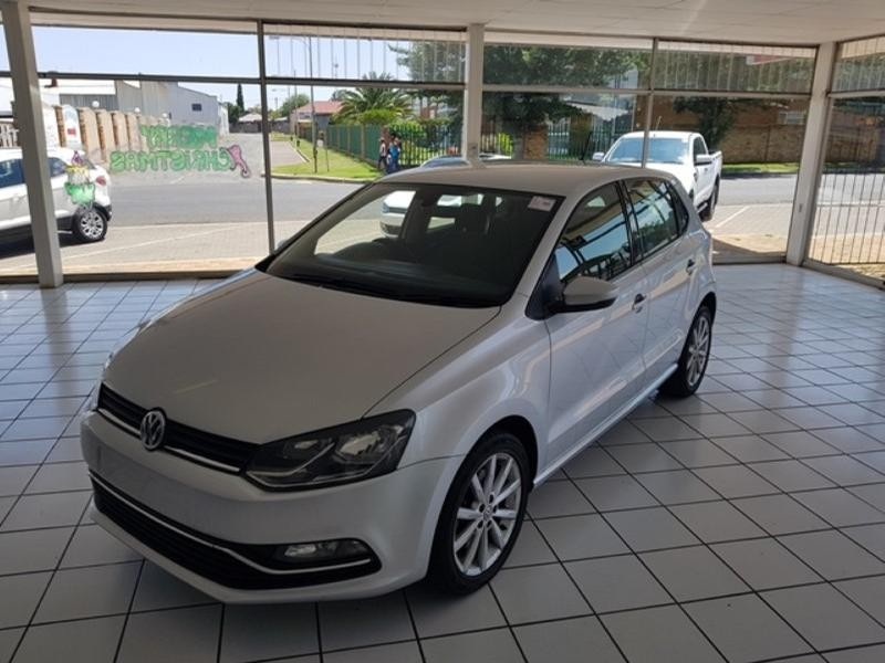 2015 Volkswagen Polo 1.2 Tsi Highline