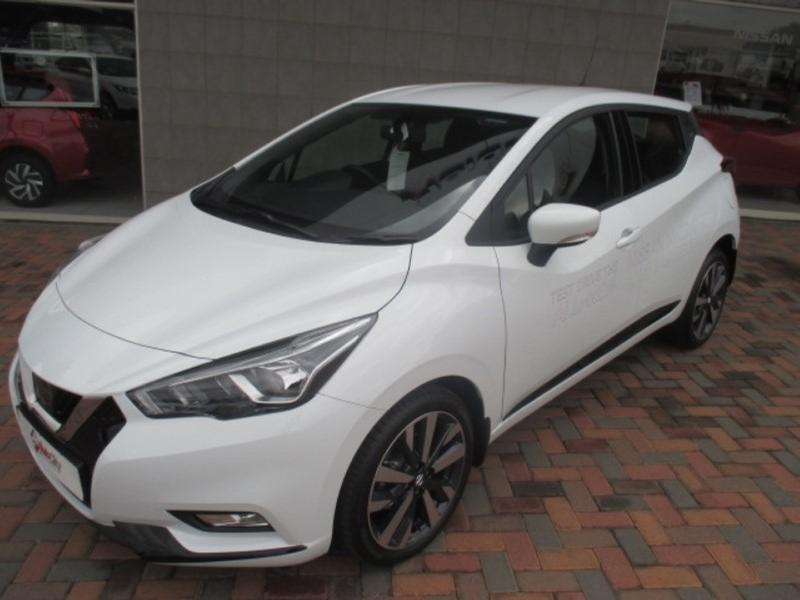 2019 Nissan Micra 0.9T Acenta Plus