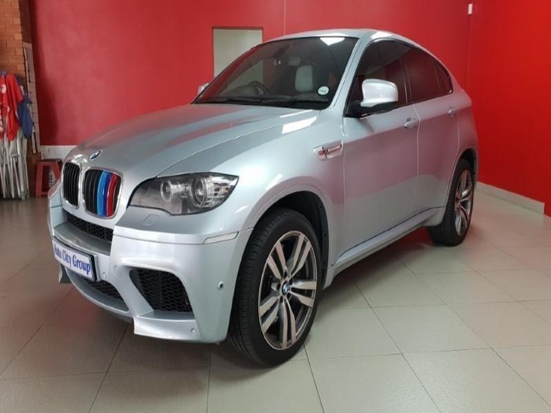 2012 BMW X6 M M Sport Steptronic