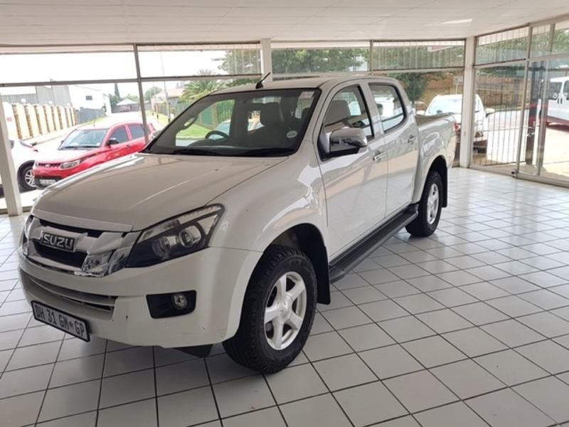 2014 Isuzu Kb 300 D-Teq D/cab Lx At