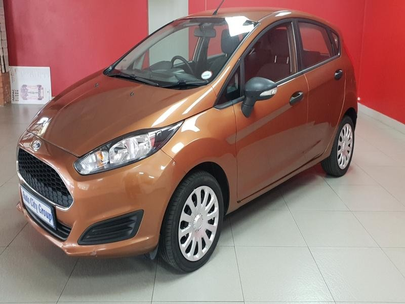2016 Ford Fiesta 1.0 Ecoboost Ambiente Powershift