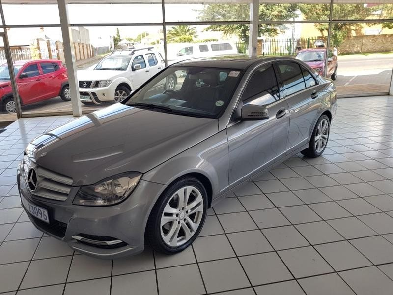 2013 Mercedes Benz C-Class Sedan 200 Cdi Blueefficiency Elegance 7G-