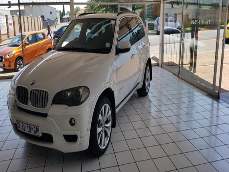 2009 BMW X5 3.5D Steptronic