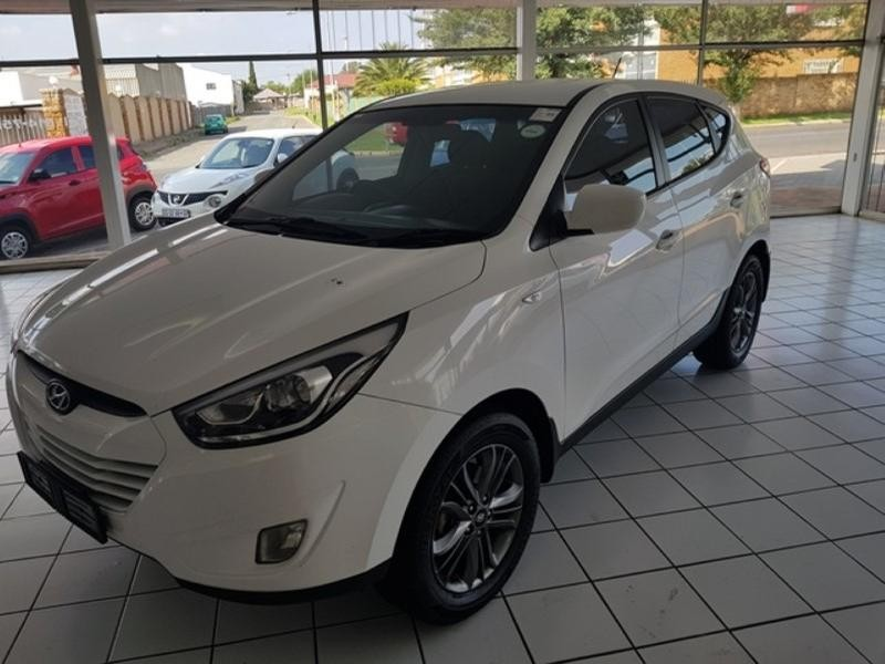 2015 Hyundai IX35 2.0 Elite Special Edt 4X2 At