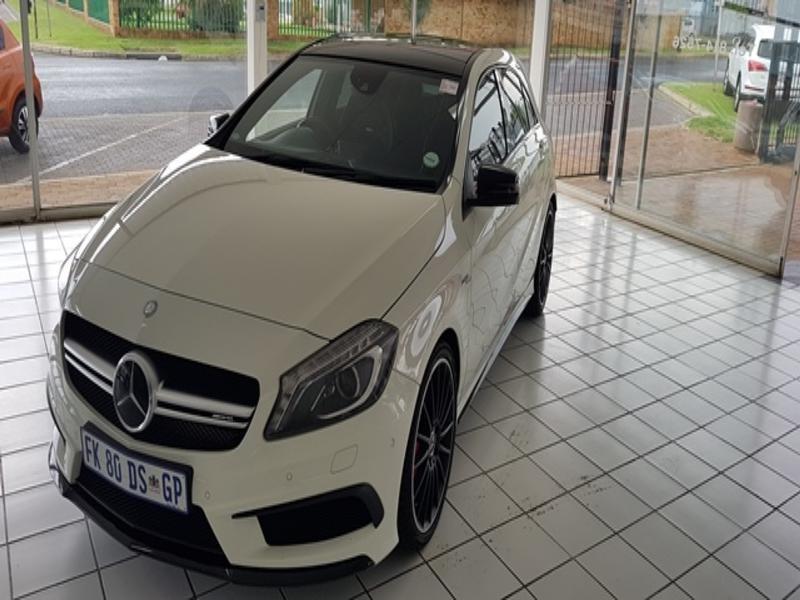 2014 Mercedes Benz A45  Edition 1 AMG