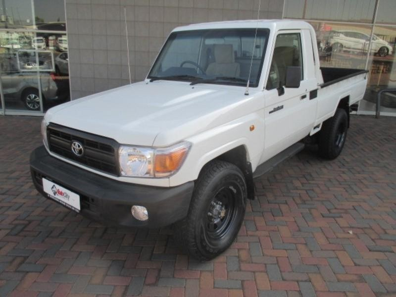2007 Toyota Land Cruiser Pick-Up 4.2D