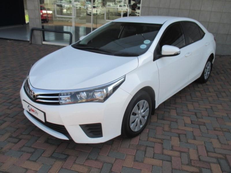 2016 Toyota Corolla 1.6 Esteem