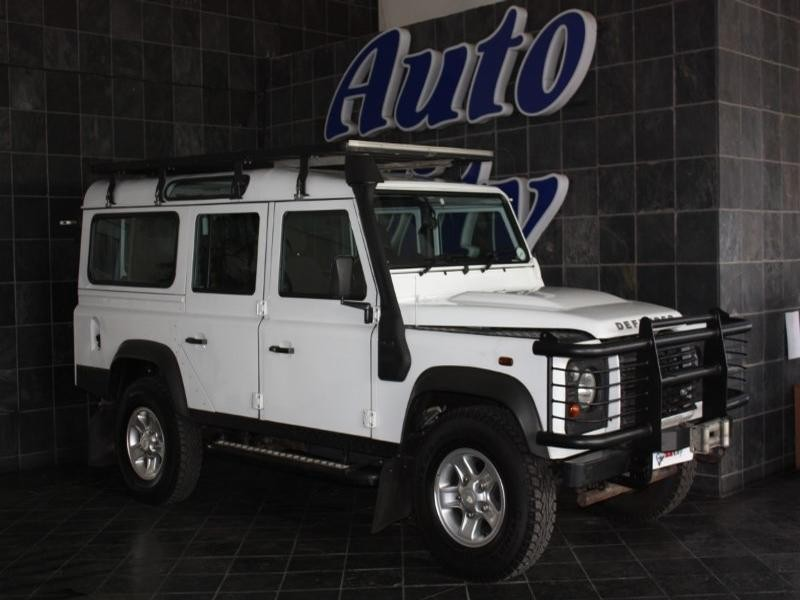 2014 Land Rover Defender 110 2.2 Td Station Wagon