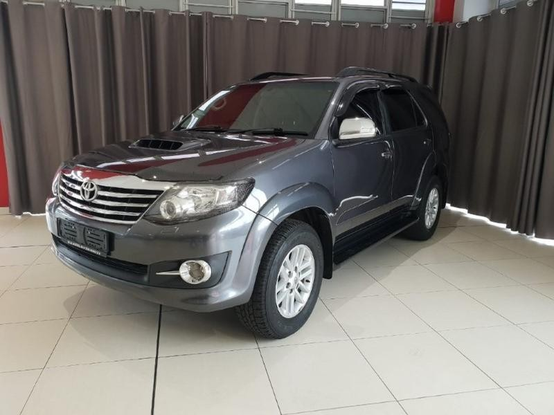 2015 Toyota Fortuner 3.0 D-4D 4X4 At