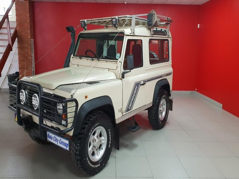1997 Land Rover Defender 90  9.0 Tdi CSW