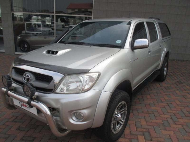 2010 Toyota Hilux 3.0 D-4D D/cab 4X4 Raider