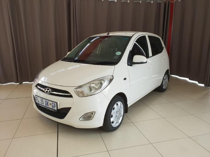 2016 Hyundai I10 1.1 Motion