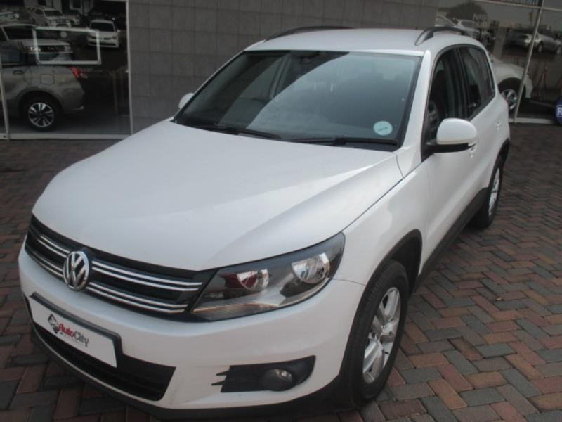 2013 Volkswagen Tiguan 1.4 Tsi Bmt Trend + Fun 4X2 (118kW)