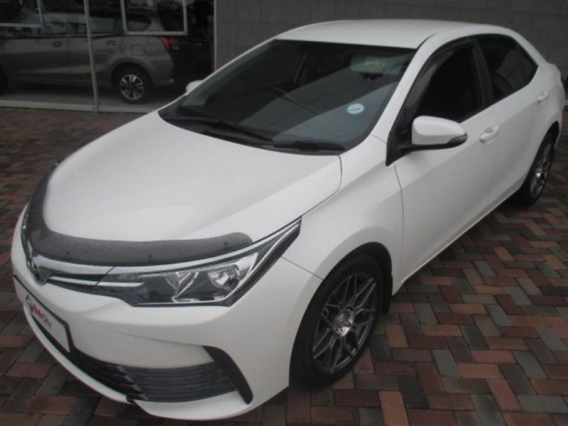 2017 Toyota Corolla 1.6 Prestige Cvt