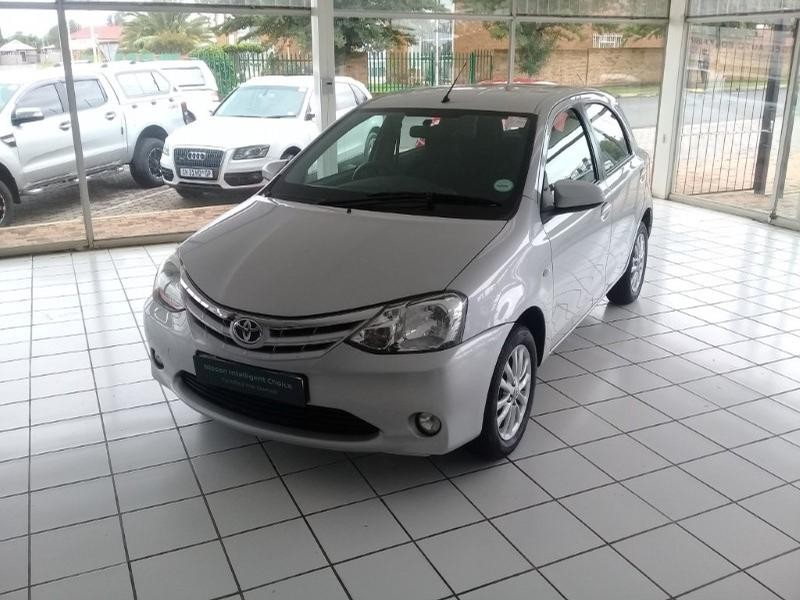 2017 Toyota Etios 1.5 Sprint 5-Door