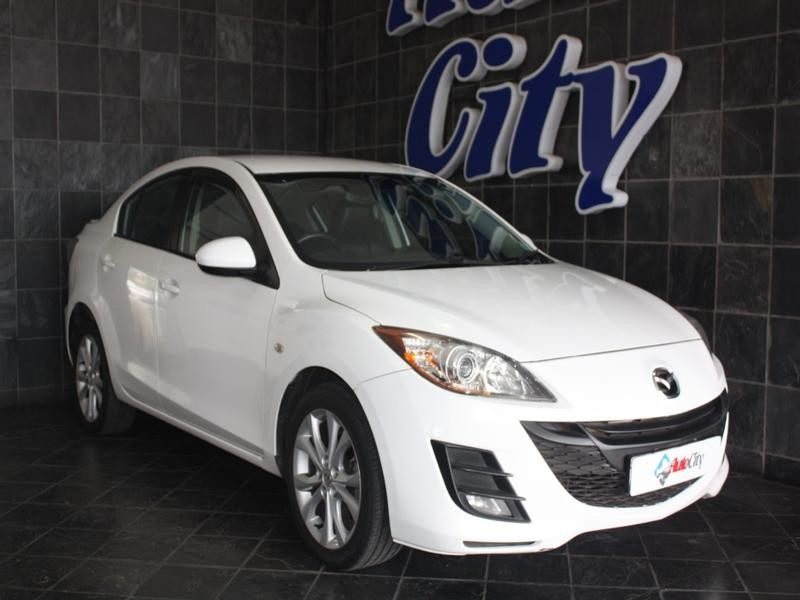 2011 Mazda 3 Sport 1.6 Dynamic