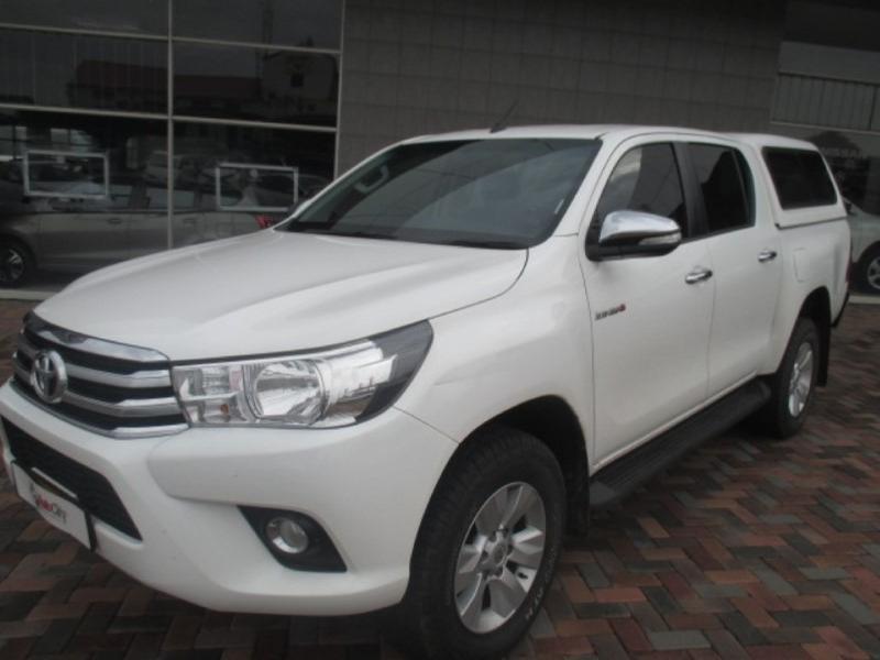 2016 Toyota Hilux 2.8 Gd-6 D/cab 4X4 Raider