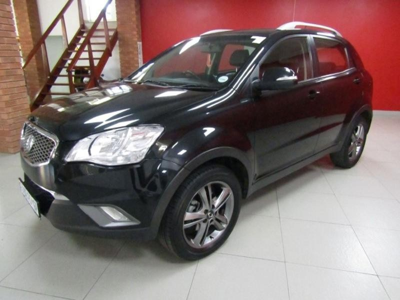 2012 Ssangyong Korando 2.0D 4X2 At