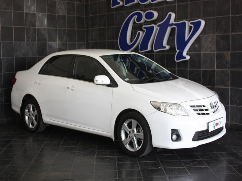 2011 Toyota Corolla 2.0 Exclusive At